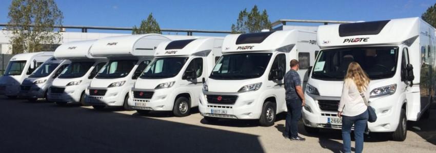 Augment dels viatges en autocaravanes