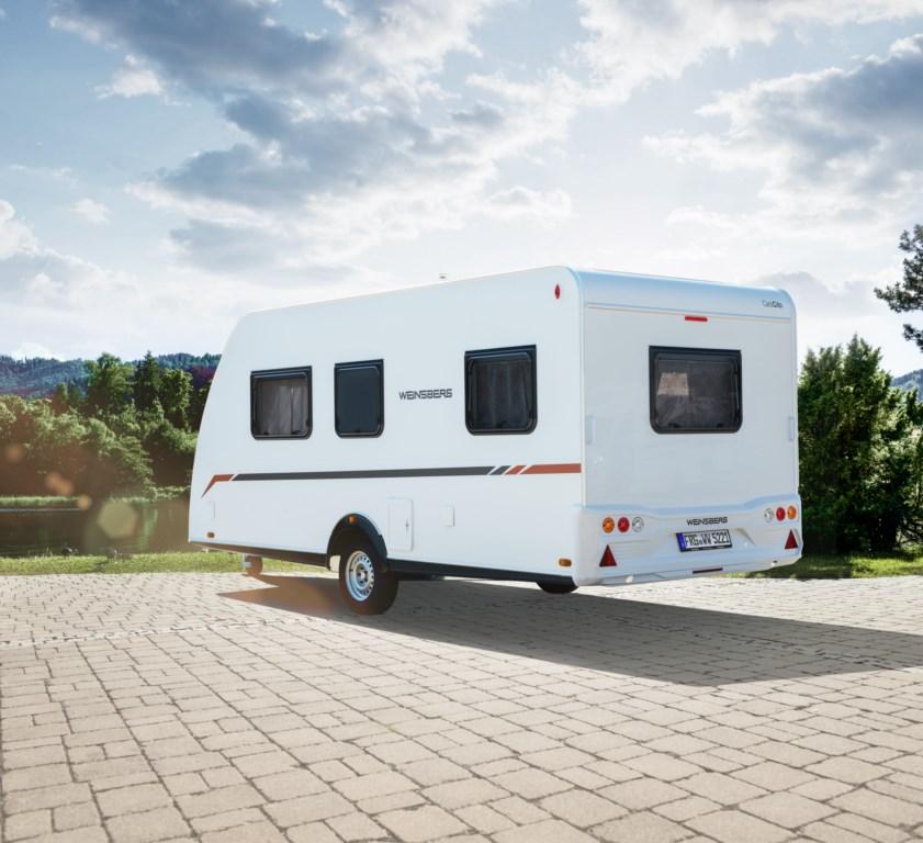 Caracito. Descubre la primera caravana totalmente eléctrica ¡libre de gas!