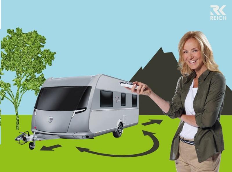 Como usar el mover para tu caravana nueva