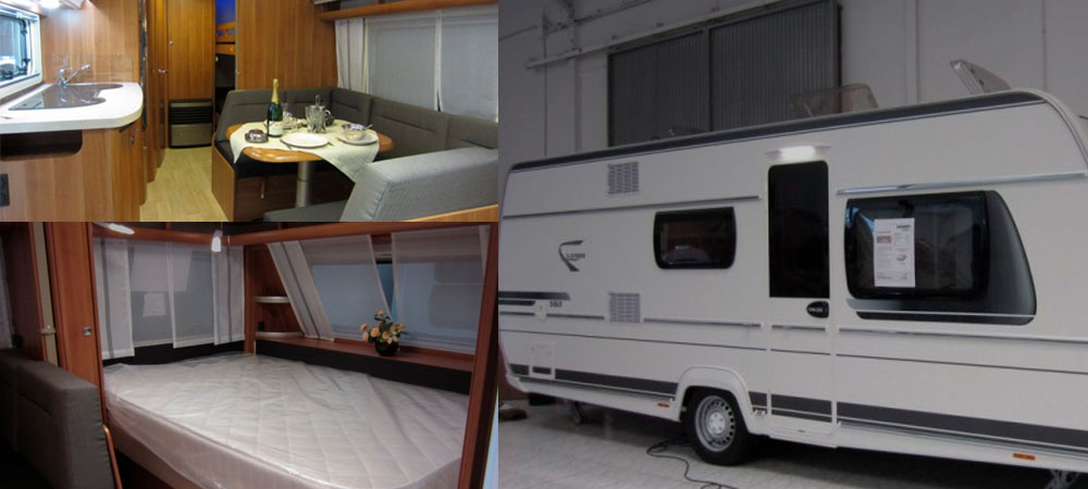 Coneixent una mica més la caravana Fendt Shaphir 560 SKM