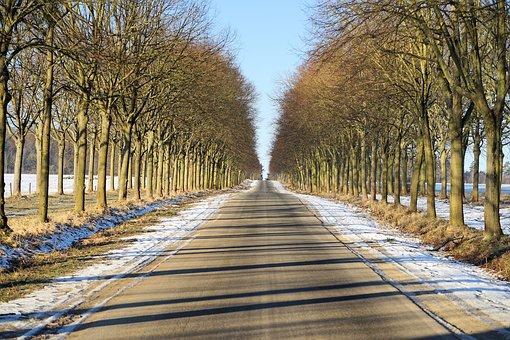 Consejos para viajar en caravana en invierno