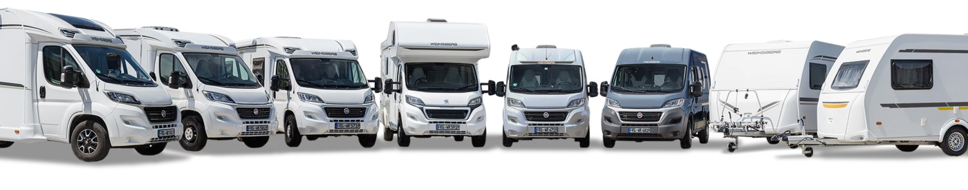 Descuentos en autocaravanas y furgonetas para empresas de alquiler