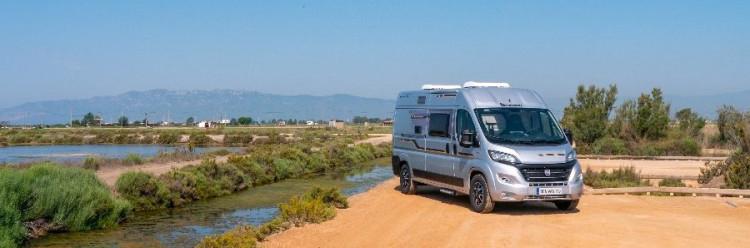 El Delta del Ebro en furgoneta camper