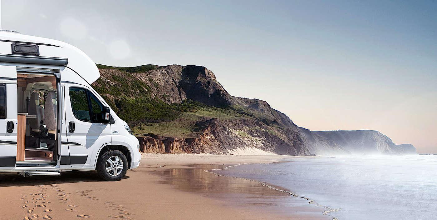 En ruta por las playas de Portugal en furgoneta camper