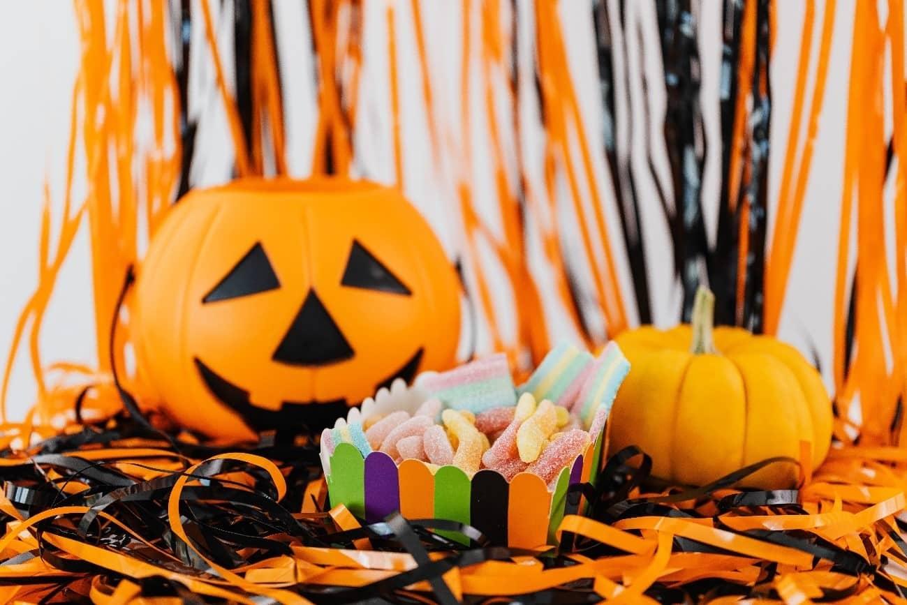 Halloween en caravana, autocaravana o furgoneta camper