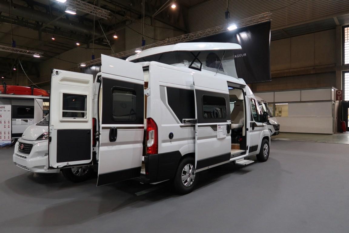 Las furgonetas camper: el vehículo versátil