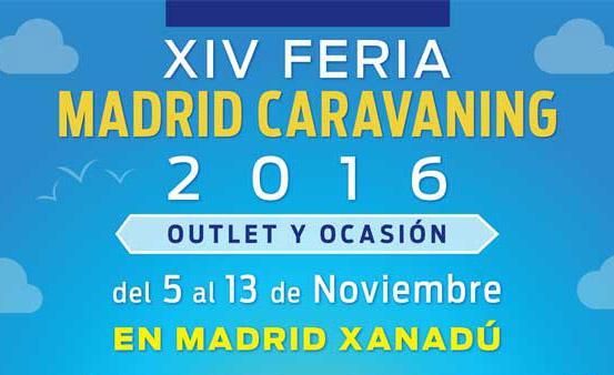 M3 Caravaning a la fira Caravaning Madrid Xanadú 2016