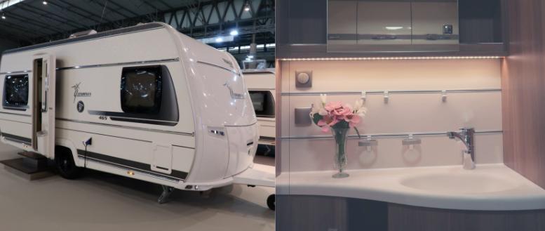 Promoció caravana Fendt Tendeza 465 SFB