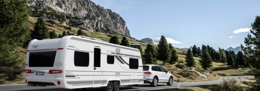 Rutas de montaña con tu caravana