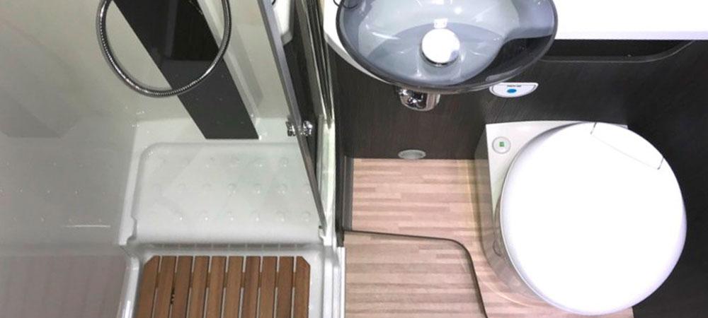 Tipus de WC per caravanes, autocaravanes o campers noves