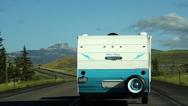 Viajar en caravana o autocaravana con el navegador