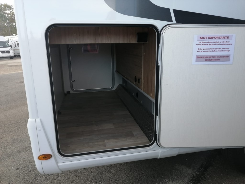 AUTOCARAVANA PILOTE G700C Essentiel KM.0