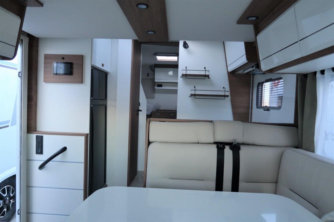 AUTOCARAVANA NUEVA PILOTE P 746 GJ EXCLUSIVE EDITION – TEMPORADA 2021