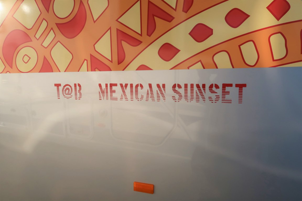 CARAVANA TAB L400TD MEXICAN SUNSET