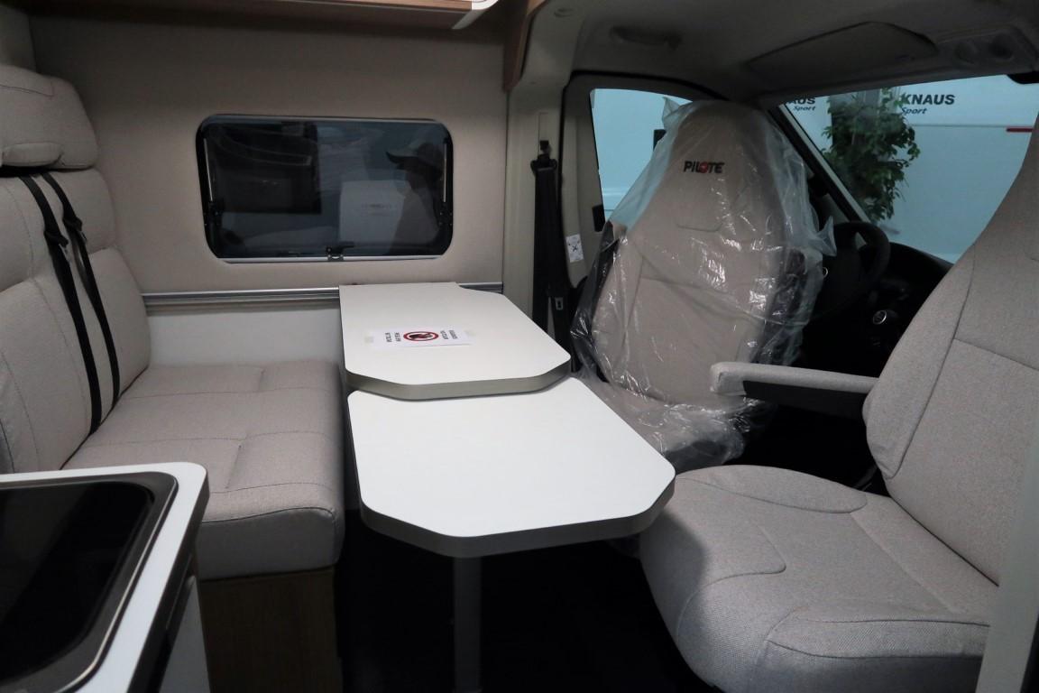 FURGONETA CAMPER NUEVA PILOTE V630J