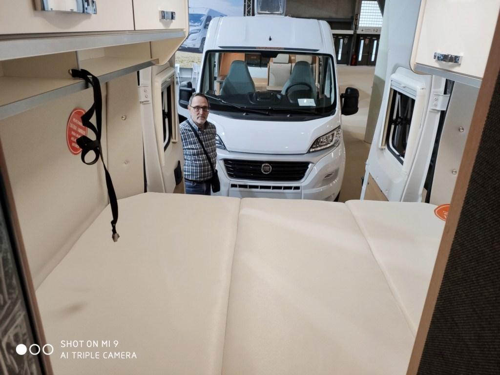 FURGONETA CAMPER NUEVA WEINSBERG CARABUS 600 DQ