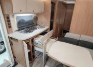 Caravana nueva Fendt Saphir 560 SKM