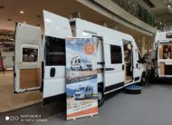 Furgoneta camper nova Weinsberg Carabus 600 DQ – Temporada 2021