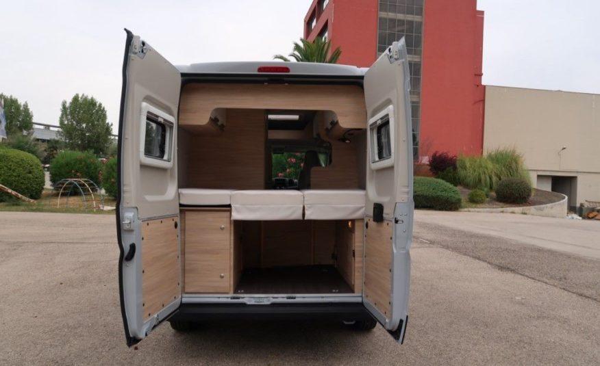 Furgoneta Camper nueva Knaus Boxstar Road 540