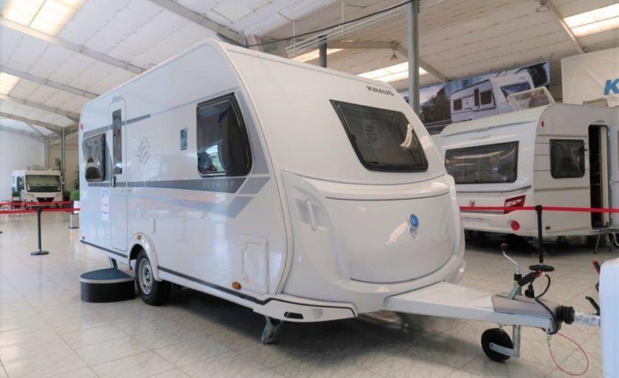 Caravana nueva Knaus Südwind 450 FU 60 Aniversari