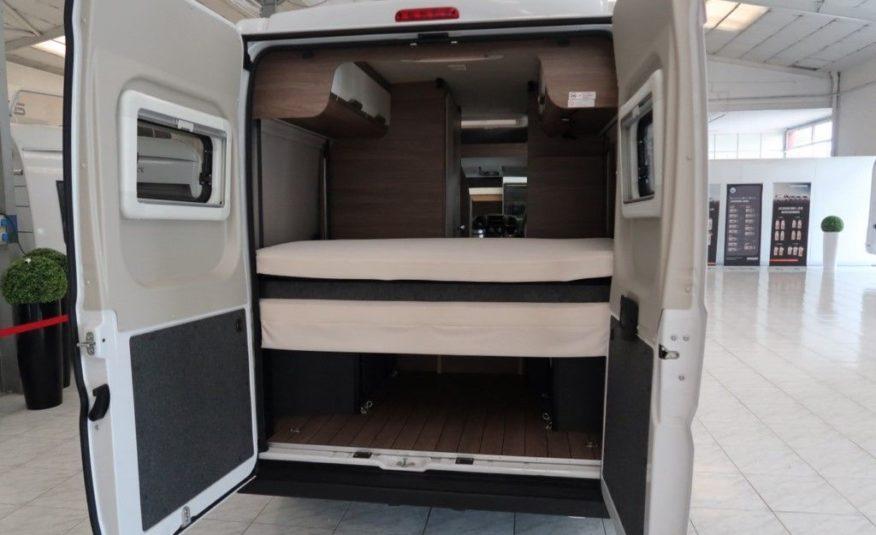 Furgoneta Camper nueva Knaus Boxlife 600 MQ