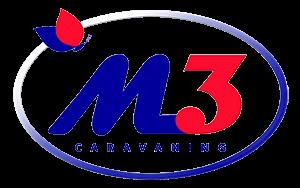 logo m3 caravaning